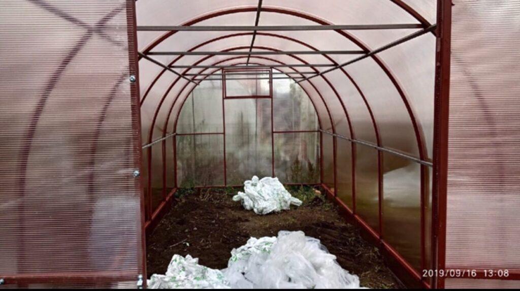 Когда нужны усиленные теплицы из поликарбоната в Магнитогорске, Верхнеуральске или Кизильском