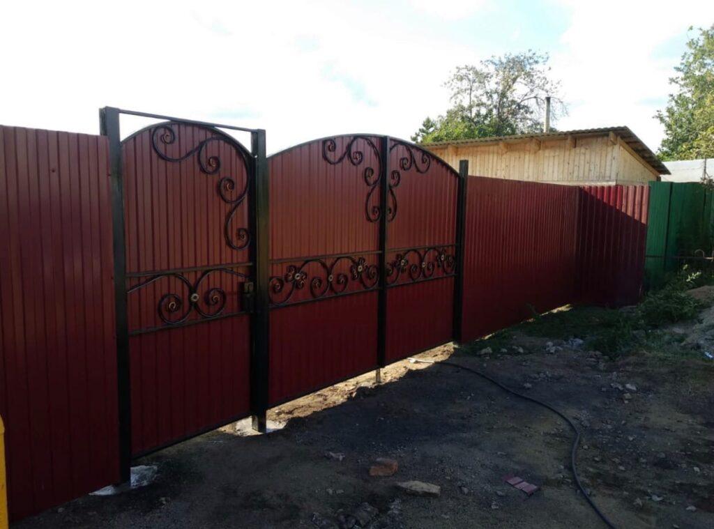 Ворота и заборы в Учалах в рассрочку на год